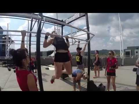Reebok Pretoria Throw Down 2014 - Final Workout