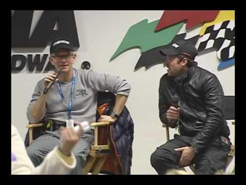 Joe Foster & Patrick Dempsey Answer DIS Facebook/twitter Fan's Question At Fan Forum During Testing