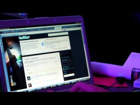 SAMA NOMINEE LAUNCH EVENT - Snotkop Tweeting Live