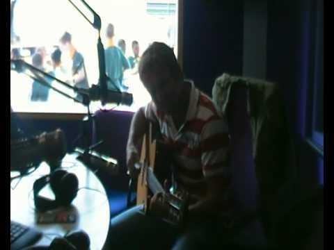Robbie Wessels Live In Jacaranda 94.2 Studio