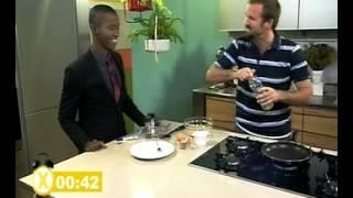 Omelet Challenge : Robbie Wessels (11.06.2012)