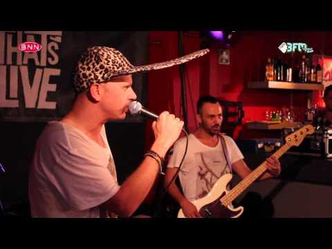 Jack Parow - 'Cooler As Ekke' (live @ BNN That's Live - 3FM)