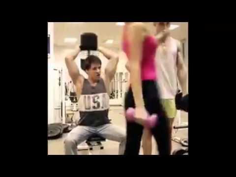 Cuando Una Chica Llega Al Gym, Video De Risa