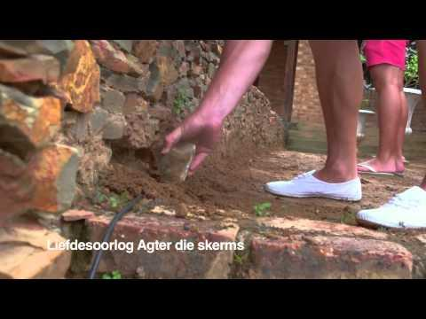 Agter Die Skerms - Gerhard Steyn En Anais Liefdesoorlog