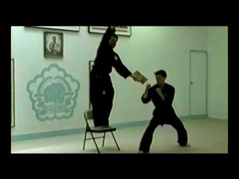Kuk Sool Won - Joe Foster -Advanced Board Breaking