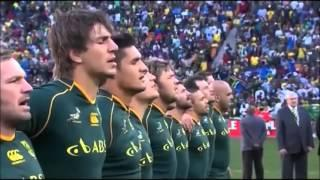 National Anthem Of South Aftrica - Nkosi Sikelel' IAfrika - Performed By Riana Nel