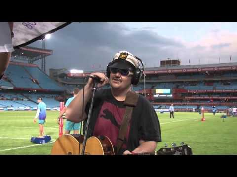 MBD Bulle Song Performed Live At Loftus Versveld