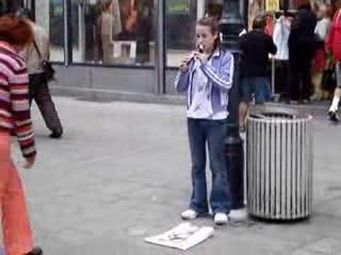 Street Performance In Vienna, Austria, Nerine Gouws