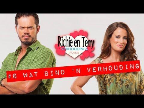 Bok Van Blerk En Hanna Grobler In Richie & Terry - Verhoudings Hoekie #6