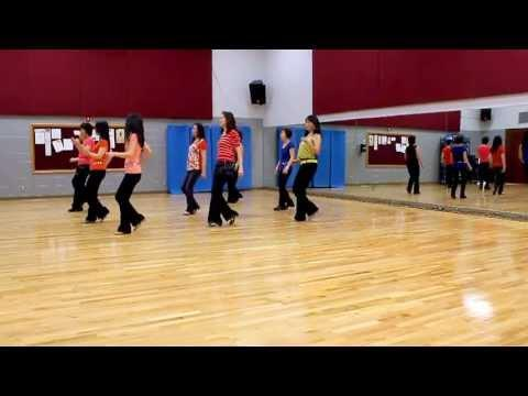 My First Love - Line Dance (Dance & Teach In English & 中文)