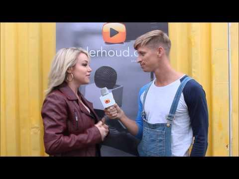 Willem Botha Gesels Met Lianie May By KKNK 2015