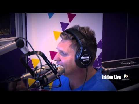 Friday Live Kurt Darren -  Dans Op Die Tafel