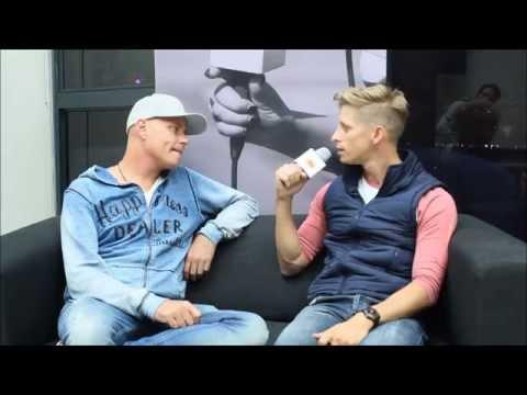 Willem Botha Gesels Met Snotkop By KKNK 2015