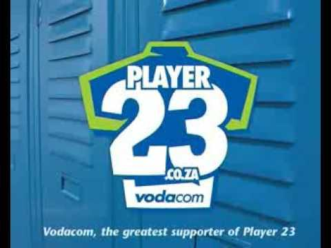 Robbie Wessels Vodacom Super 14 Track