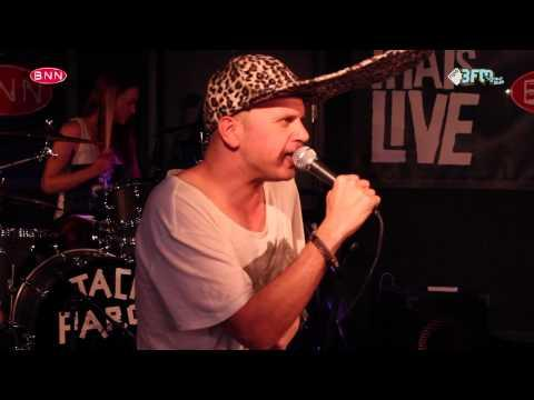 Jack Parow - 'Never Gonna Grow Up' (live @ BNN That's Live - 3FM)
