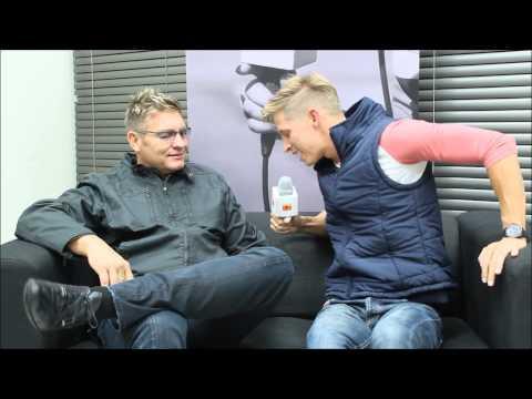 Willem Botha Gesels Met Kurt Darren By KKNK 2015