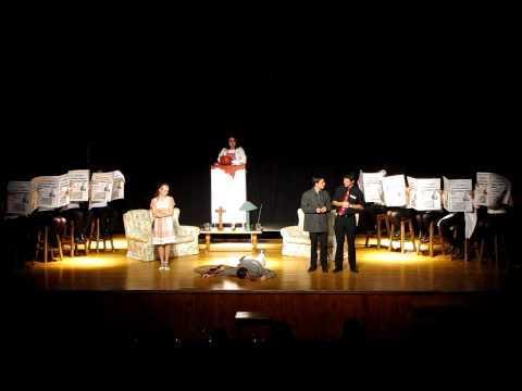 Ratau Lebone En Vergeet-My-Nie Sleeptoneel 2012