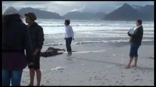 Agter Die Skerms Van Chris Chameleon Se 'As Jy Weer Skryf' Video