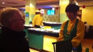 Andre Leer Die Waitress Afrikaans
