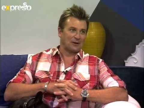 Interview With Pieter Koen Live On Expresso (23.10.2012)