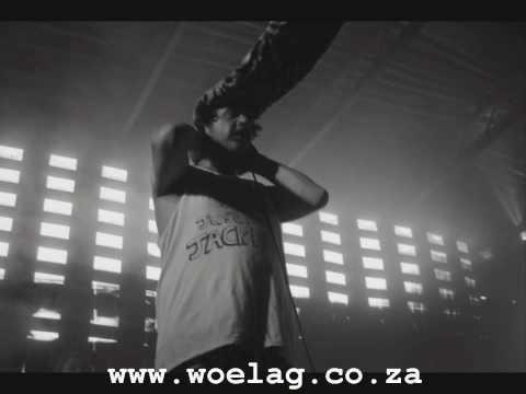 Jack Parow - Dans Dans Dans Ft. Francois Van Coke (HQ)