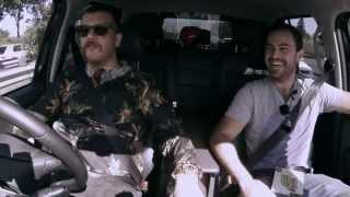 Biltong Shopping With Jack Parow - Interview And Driving In His VW Amarok Bakkie