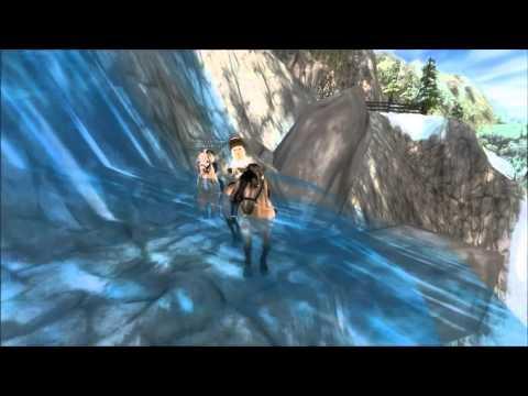 Wasserfall In Valedale ( Langeweile Video)