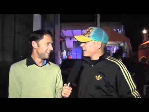 KKNK Rudi Stroebel Interviews Snot Kop