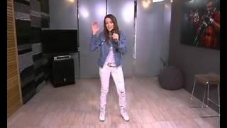 """Nadine's """"Haal Weer Asem"""" Live on eXpresso"""