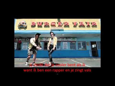 Jack Parow - Cooler Als Ikke ! - Cooler As Ekke [Dutch Lyrics Subtitled].mp4