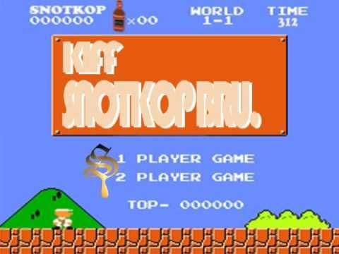 Snotkop Mario Brothers Viral