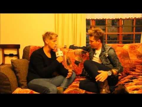 Willem Botha Gesels Met Ray Dylan By KKNK 2015
