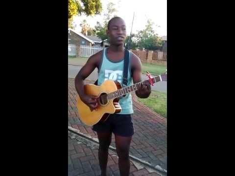 South African Guy Singing = Bok Van Blerk:De La Rey (Cover)