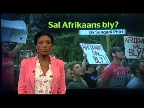 CheckPoint: Sal Afrikaans Bly?