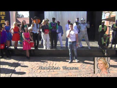 ALS Ice Bucket Challenge: Charlize Theron, President Jacob Zuma, Bobby Van Jaarsveld...