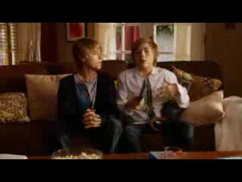 Dylan & Cole Sprouse Disney Blu Ray Commercial