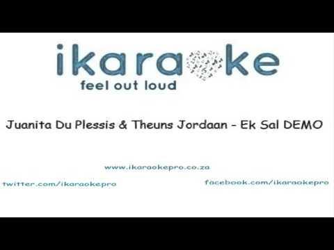 Juanita Du Plessis En Theuns Jordaan - Ek Sal DEMO