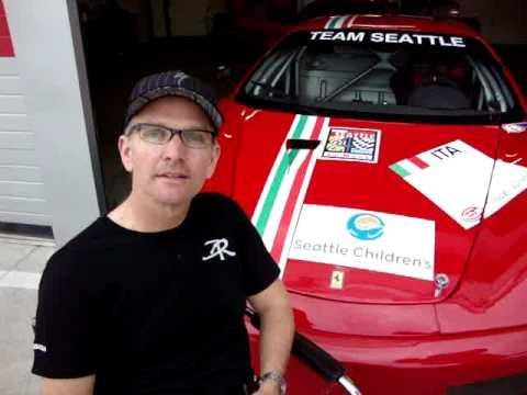 ColdTrackDays Exclusive // Team Seattle's Joe Foster