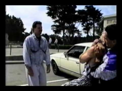 Kuk Sool Won - Joe Foster - Car Fight Scene