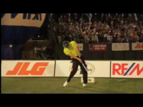 Dewald Gouws Vs Derek Hines 2008 RE/MAX World Long Drive Championship Part 10