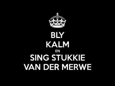 Pieter Smith - Stukkie Van Der Merve