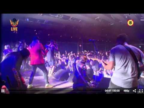 Jack Parow Ft. De Kraaien - Kattenkwaad (Live @Paaspop 2016 Stream)