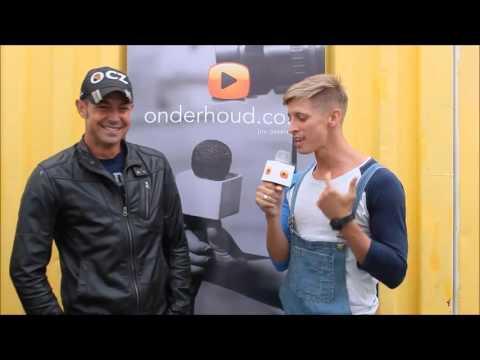 Willem Botha Gesels Met Jay By KKNK 2015