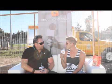 Willem Botha Gesels Met Gerhard Steyn By KKNK 2015