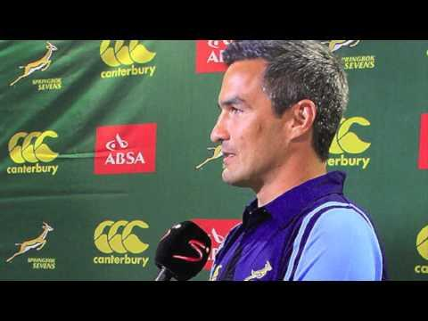 Neil Powell: Glasgow7s 2015 (Afrikaans)