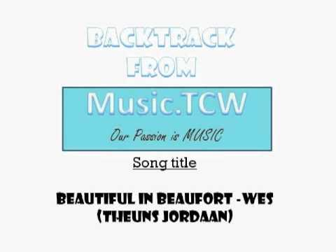 Backtrack - Beautiful In Beaufort-wes (Theuns Jordaan)