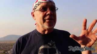 Koos Kombuis Chats To Rolling Stone At OppiKoppi 2013
