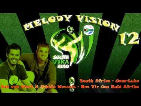 MelodyVision 12 - SOUTH AFRICA - Bok Van Blerk & Robbie Wessels -