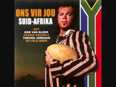 Bok Van Blerk & Robbie Wessels   Ons Vir Jou Suid Afrika!