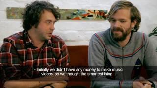 Making of the album 'Wilder as die Wildtuin' by Die Heuwels Fantasties (subtitled)